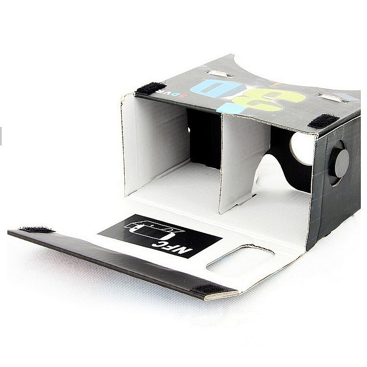 cheap cardboard 3d glasses colorful google cardboard vr 3d glasses