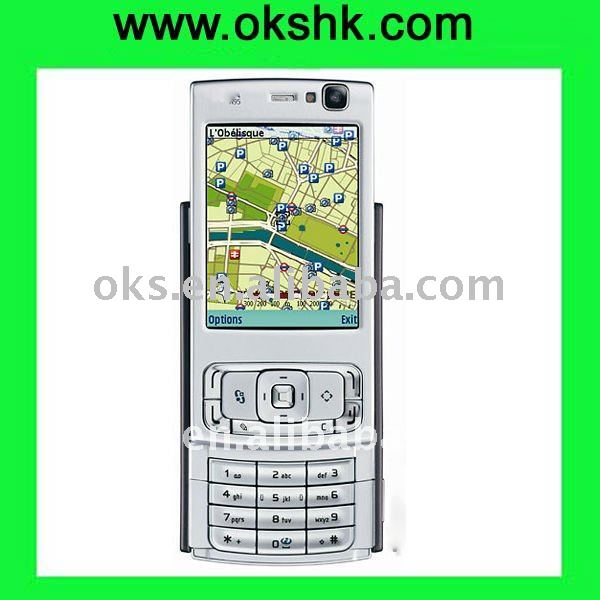 N95 unlocked cell phone genuine original authentic GSM mobile phone