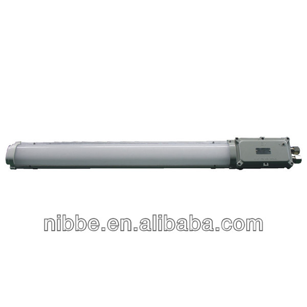 ip66 60W led tube explosion spark proof light