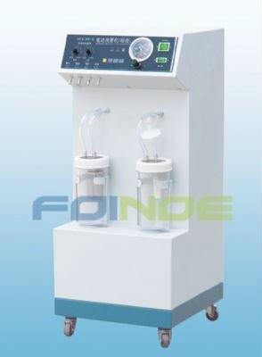 ELECTRICAL STOMACH CLEANING AND SPUTUM SUCTION MACHINE DFX-XW.B