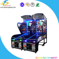 Luxury basketball machine street basketball shooting box game machine