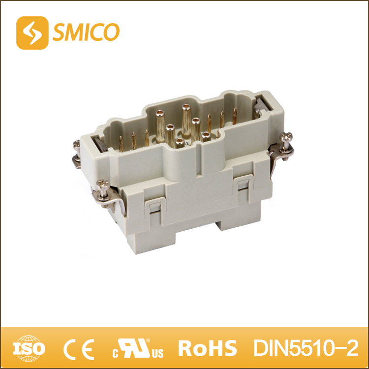 HK-006/12 Combination inserts 12+6 pin of wire harness connector for automative replace WAIN 03601810100