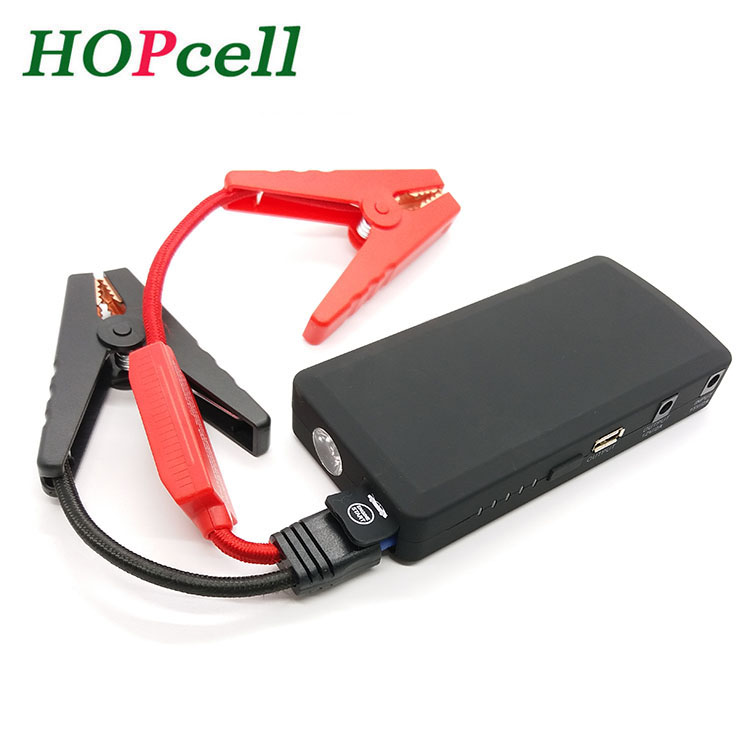 Portable car jump start kit 12000mAh multi-function car jump starter power bank for 12V cars