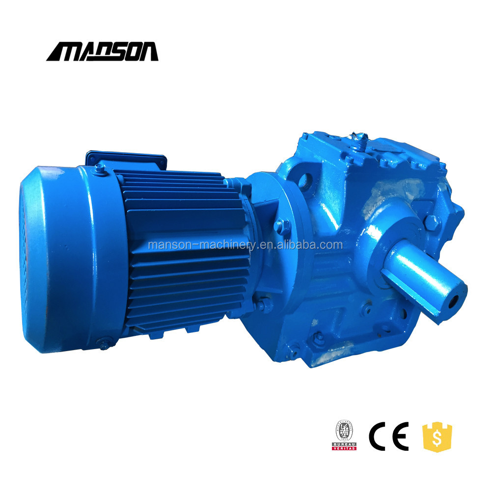 SEW Type S Series Helical Worm Gear Motor Gearbox China Suppliers