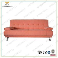 WorkWell 2014 new design cheap cloth sofa bed Kw-Fu65b