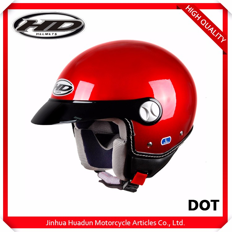 Hot Sale good price safety HD-592 scooter helmet made by leading supplier in China