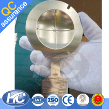 China suppliers bursting disc / explosion disc / stainless steel rupture disk with low price
