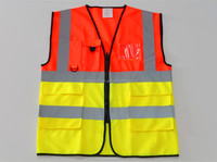 2016,antistatic smock high visibility reflective safety clothing for men