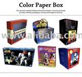 Color Paper Box