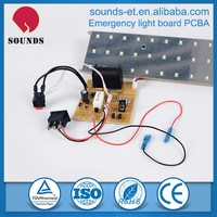 Double sided Emergency Solar Light Controller Pcb Pcba Assembly