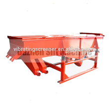 Large Capacity Sand Vibrating Screen Machine