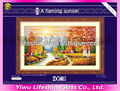 Wholesale set for embroidery cross stitch made by Top brand DOME,cross stitch