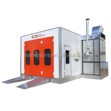 Hot sale China supplier CE approved spray booth / paint booth / auto painting ovens