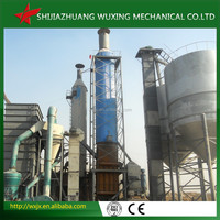 reliable operating gypsum powder production machinery equipment