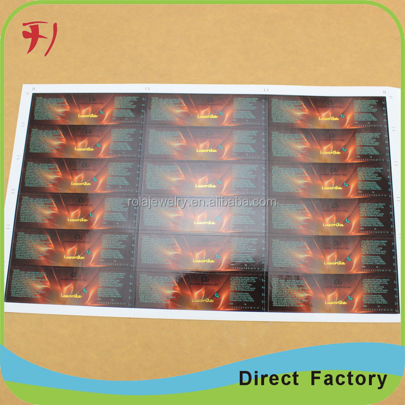 hot stamp Factory price super high quality well printing wine own label energy drink