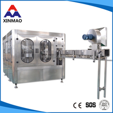 New International Technology Automatic second hand beverage plant automatic drinking water filling machine