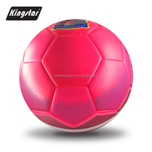 size 4 PU soccer ball promotion