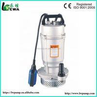 Electric Submersible/Submerged Pump QDX Series Electric Silent Water Pump