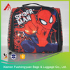 Gold supplier China spider-man lamination tote cooler bag for boy