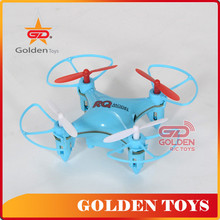 Built-in 6-axis gyro letter 2.4G MHZ 7.5 * 7.5 * 3 cm remote control drone walkera