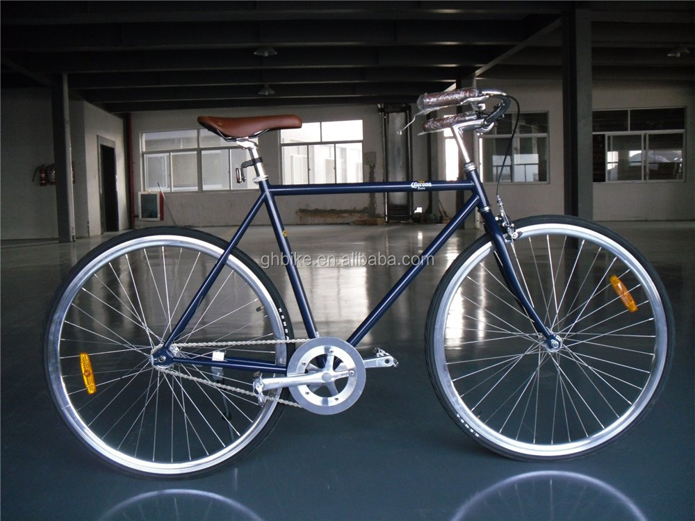 high quality cromo frame 700C vintage bikes retro bike for men