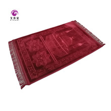 2017 waterproof and best selling cushion prayer mat