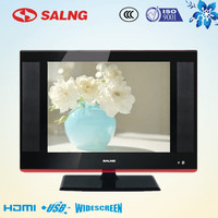 Cheap 19 inch used lcd tv panels wholesale with multimedia player