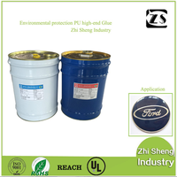 Good liquidity and curing high transparency heat resistant tile adhesive