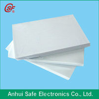 Inkjet printing PVC sheet for instant ID card