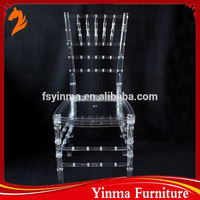 2015 wholesale high quality colored acrylic chairs