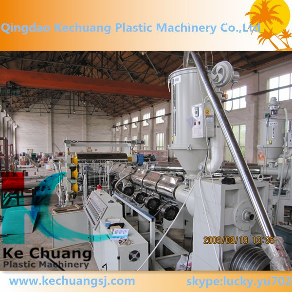 PE/PP Plastic Thick Plates(Sheets) Extruded Production Line/sheet & board extrusion line sheet & board making machine