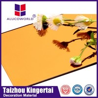 Alucoworld Home decor/sign /container house/aluminum composite panel protective film