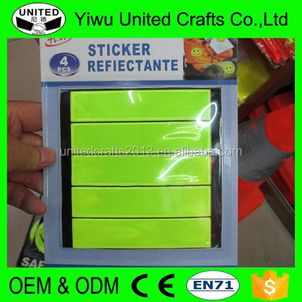 Safety Popular printing reflective tape