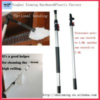 Strong aluminum telescopic pole