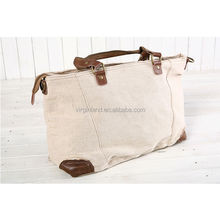 New Fashion Men Custom Linen Cosmetic Bag China Supplier Lady Bags
