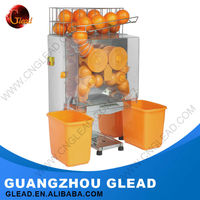Stainless Steel Industrial fresh squeezed orange juice machine