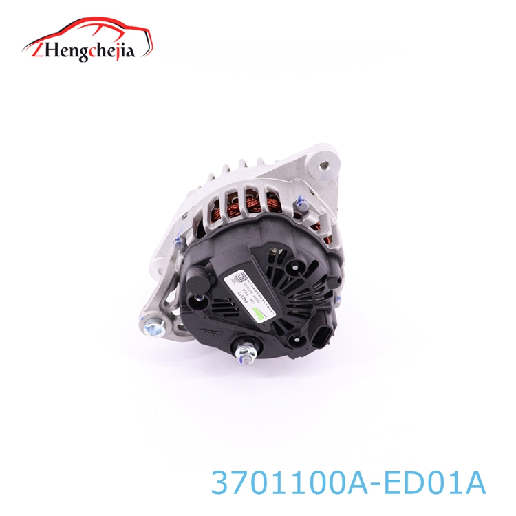 Auto spare part brand new electric car alternator For Great Wall 3701100A-ED01A
