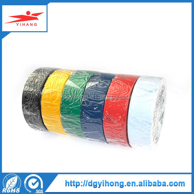 Newest Best Sale Water Pipes Colorful Customized Ductwork PVC Waterproof Strong Rubber Adhesive 3M Electrical Insulation Tape