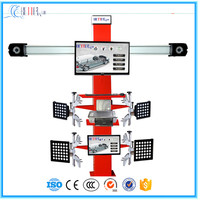 Best 3D Camera Space 4 Wheel Alignment Machine With CE