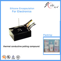 thermal conductive silicone potting compound