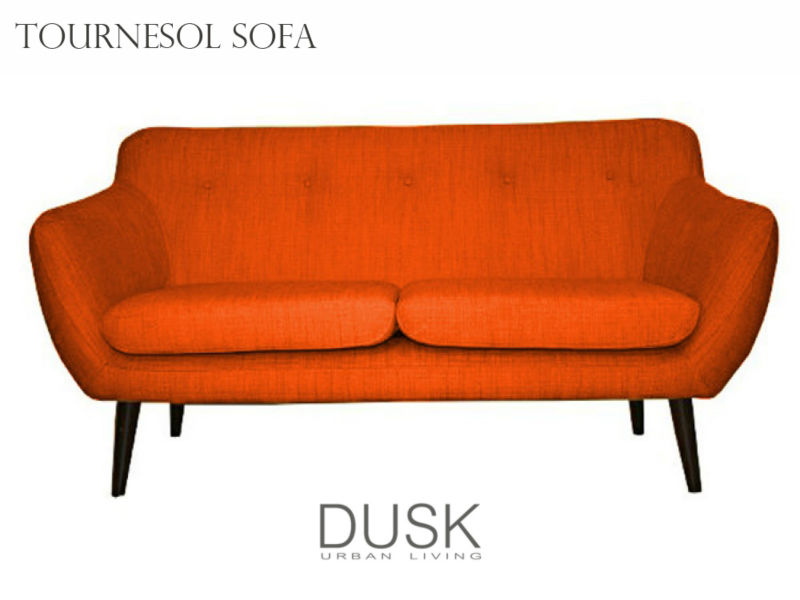 Tournesol 2 seater sofa