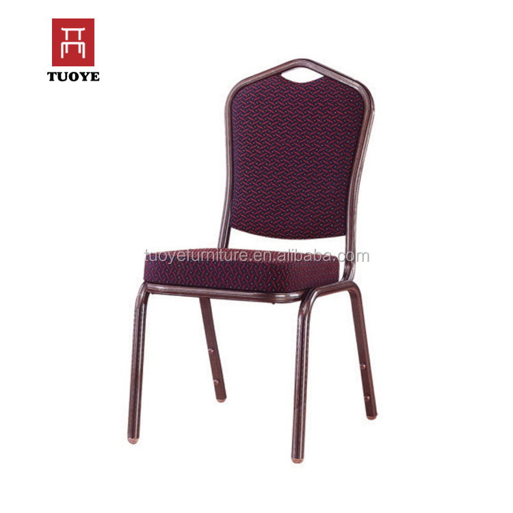 Industrial restaurant banquet chair parts for hotel furniture