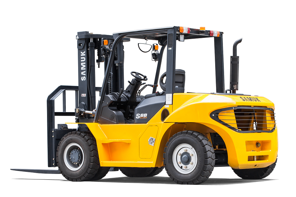 7ton Diesel Forklift Truck with Mitsubishi engine