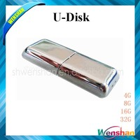 Custom logo metal usb stick/ metal usb menory flash 1GB 2GB 4GB 8GB 16GB 32GB 64GB