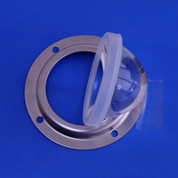 40 degree 50mm Optical COB Led Lens For Led High Bay Light