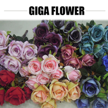 Wholesale Giant China Silk Artificial Flower