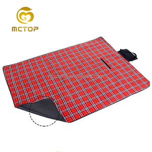 Wholesale Top Quality Sand Proof Waterproof camping picnic mat beach mat