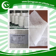 Airlaid Absorbent Paper for Sanitary Napkin or Diapers Making