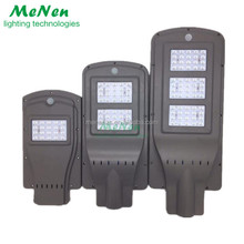 Cheap price integrated solar street light with solar motion sensor