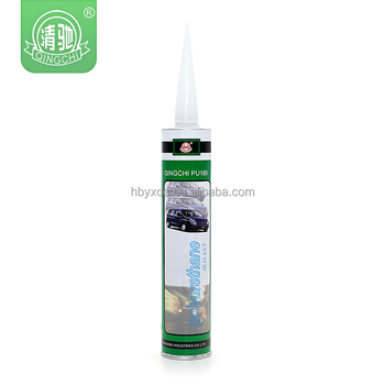 supply fast curing car polyurethane windscreen adhesive sealant